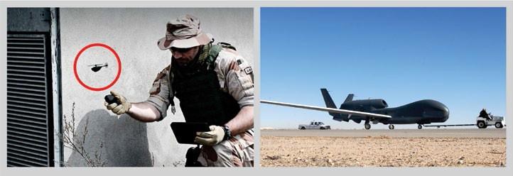 RPAS de uso militar VANT: uma ameaça à Fotogrametria?
