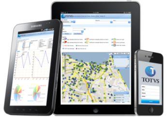 Abad apresenta nova ferramenta de geoprocessamento TOTVS apresenta nova ferramenta de geoprocessamento