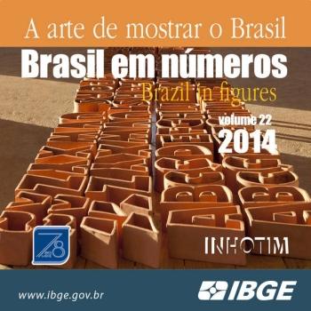 Brasil em números 2014-IBGE