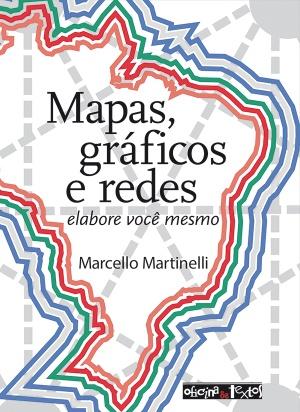 Livro aborda os fundamentos de mapas, gráficos e redes