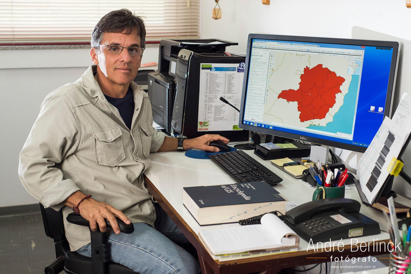 Pesquisadores da UFV disponibilizam dados espaciais de Minas Gerais online