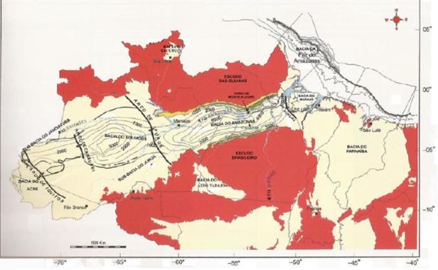 amazonia bacia subterranea Estudo aponta que Amazônia tem oceano subterrâneo