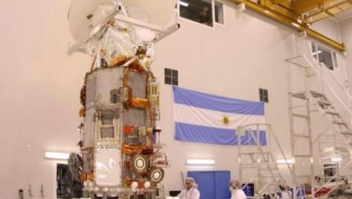 2419731 Argentina lançará primeiro satélite de fabricação própria