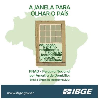 PNAD2013-IBGE