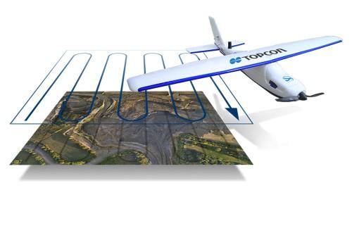 Sirius Topcon1 Topcon lança VANT para mapeamento aéreo