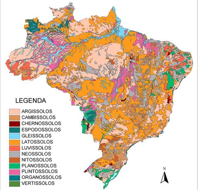 article Embrapa lança mapeamento digital dos solos brasileiros