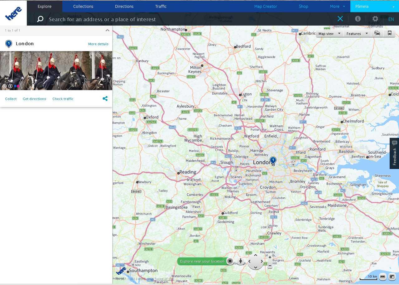here-mapas-nokia-site-versao-beta