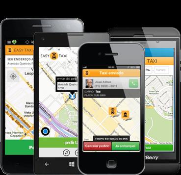 easy taxi  Aplicativo Easy Taxi anuncia nova versão com GPS aprimorado