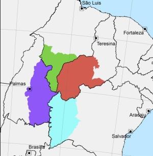 Embrapa usa análises geoespaciais para caracterizar região da Matopiba
