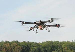 RIEGL RiCOPTER UnmannedAerialSystem equipped withVUX 1LidarSensor Legislação sobre uso de drones no Brasil poderá ter novidades em dezembro