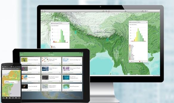 Explorer for ArcGIS 11 Explorer for ArcGIS agora disponível em versão Android
