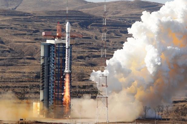 Lançamento Cbers 4 Brasil e China lançam com sucesso novo satélite brasileiro de observação