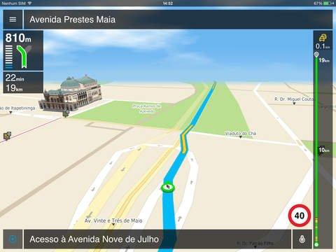 App Maplink 5.0 MapLink lança novo app para oferecer as melhores rotas de trânsito