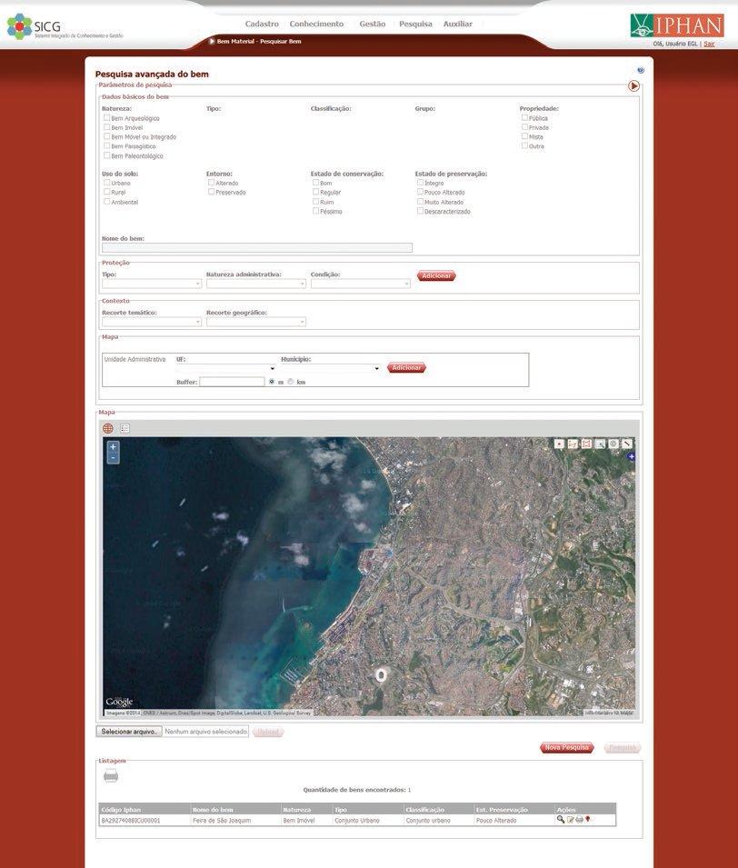 Pesquisa avançada Geotecnologias livres no setor público