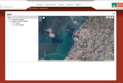 Visuallizador Geral do Setor Geotecnologias livres no setor público