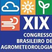 Agrometeorologia Inscrições abertas para o XIX Congresso Brasileiro de Agrometeorologia