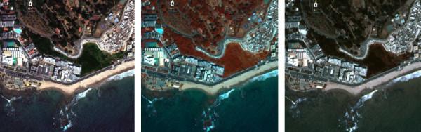 Imagens  Agatha Empresa auxilia na escolha adequada de imagens de satélite