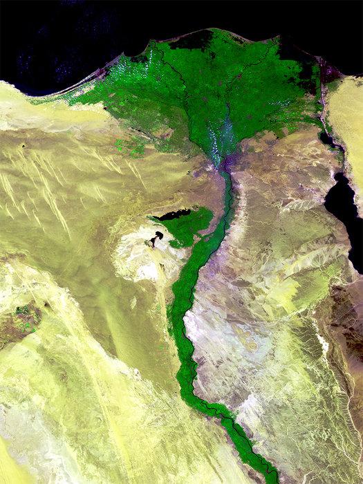 Nile Delta Egypt node full image 2 Scanning Earth, Saving Lives