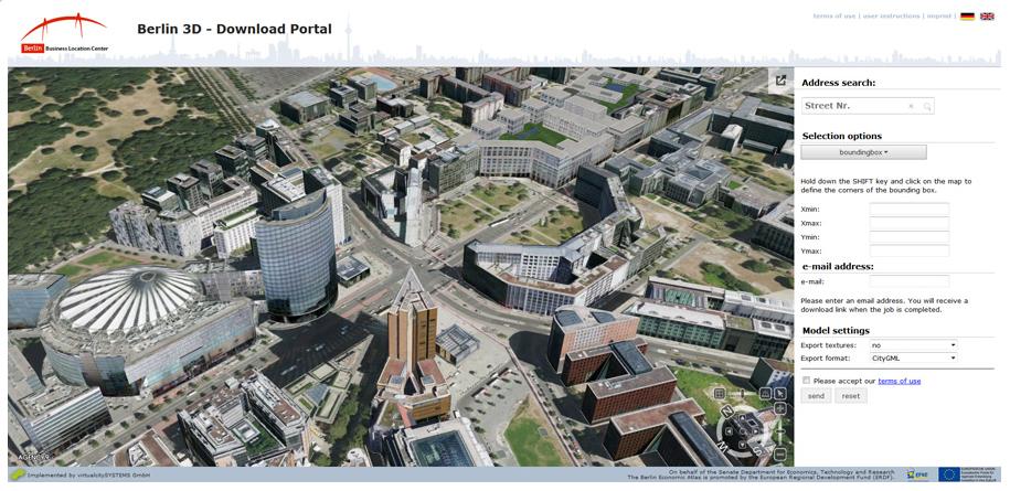 Berlin 3d portal provides citygml data for 550 000 - Mobeltown berlin ...