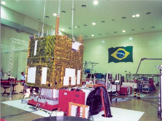 Cbers4 Brasil e China concluem proposta do novo satélite Cbers 4A