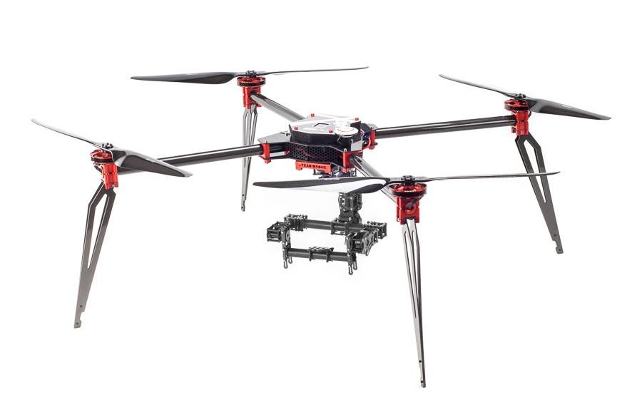 drone gyrofly 1 GyroFly lançará drone na feira MundoGEO#Connect 2015