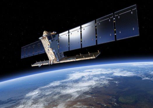 sentinel 11 Satellite 1A Celebrates First Anniversary in Orbit