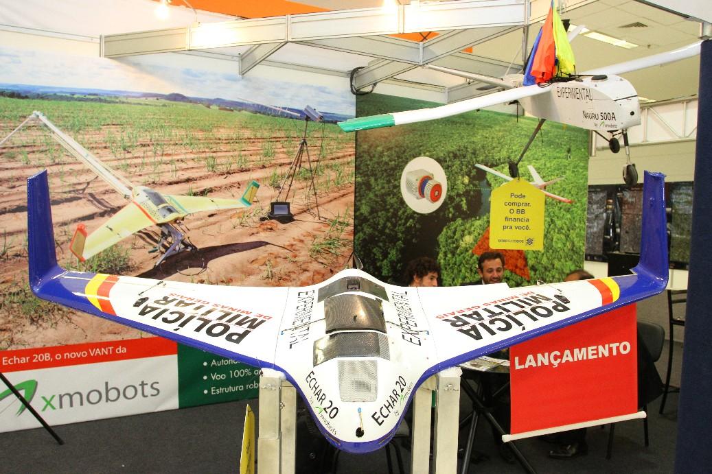 PSC 6472 Brasil terá 1ª feira de Drones em outubro: DroneShow 2015