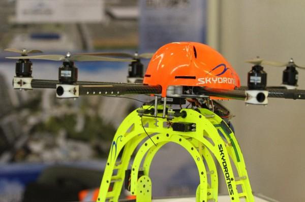 PSC 6619 600x399 Brasil terá 1ª feira de Drones em outubro: DroneShow 2015