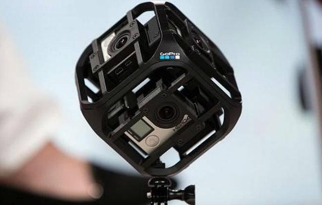 foto divulgação GoPro lançará Drone que produz imagens em 360° através de um cubo