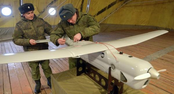 1261047 600x3241 Rusia prepara drones para monitorear el Ártico