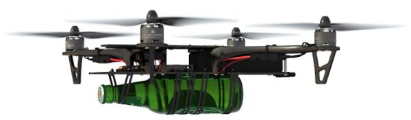 469569 flytrex sky1 600x175 Flytrex lança serviço de Drone Delivery monitorado pela nuvem