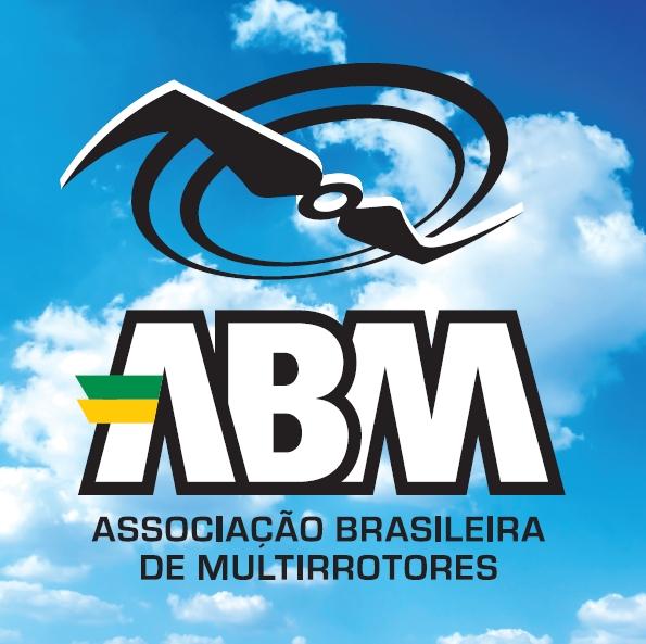 ABM logo 2 Associação Brasileira de Multirrotores é a nova apoiadora do evento DroneShow 2015