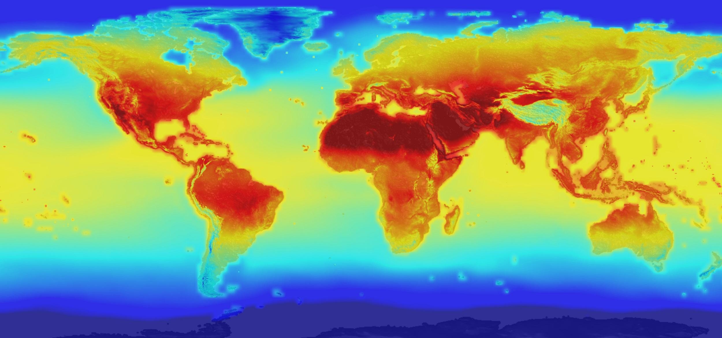 NASA 15 1151 Nasa divulga projeções detalhadas das mudanças climáticas