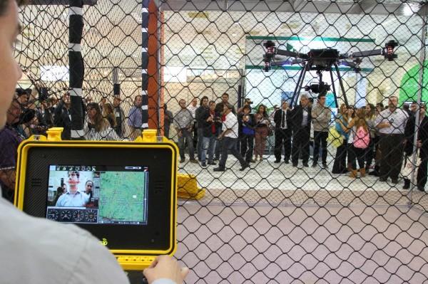 PSC 6450 600x399 Feira DroneShow 2015 lança programação de seminários e cursos