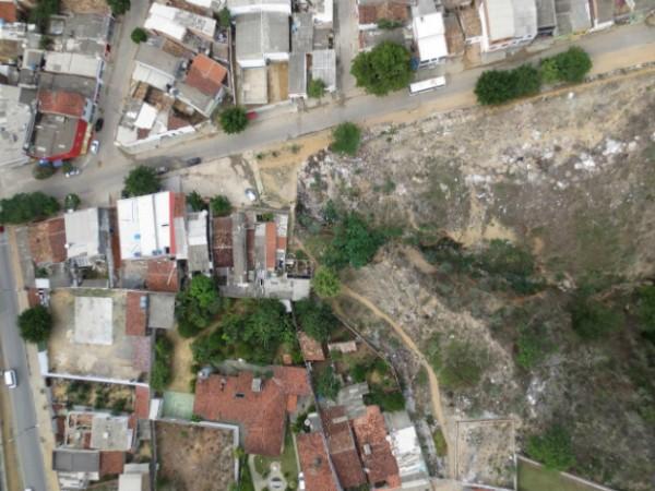 Visão geral do município Foto Itep Divulgação 600x450 Drones são utilizados para mapear áreas de risco em Pernambuco