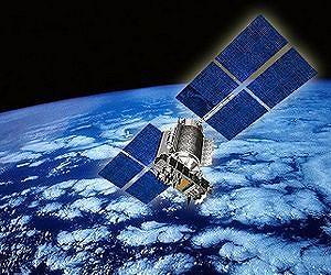 glonass blue collage lg1 Rússia inicia produção em série dos satélites de navegação Glonass