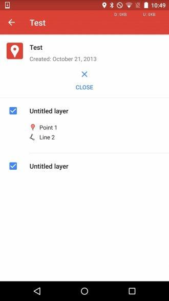 google maps interface 11 Google Maps obtiene función para minimizar la interfaz en la navegación