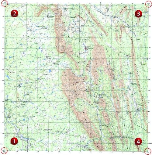 localizacao dos pc Decifrando o georreferenciamento de carta topográfica no QGIS