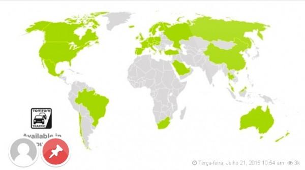 tomtom 600x335 TomTom expande serviço de mapas globais