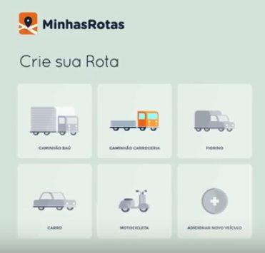 Minhas rotas Maplink Maplink lança plataforma de planejamento de rotas no Brasil
