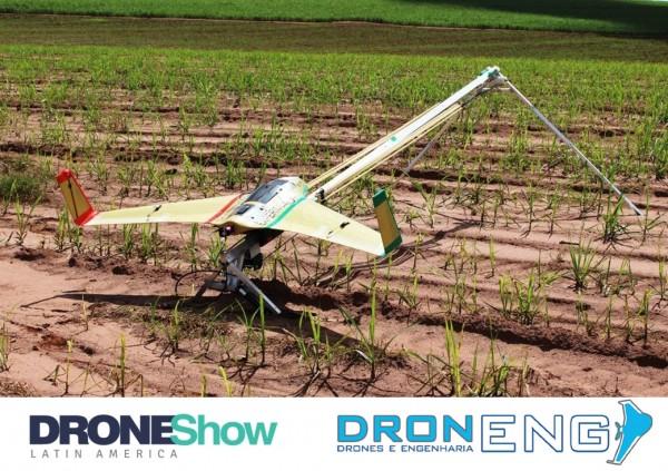 Webinar DroneShow Droneng Agosto 600x423 Palestra online ensina a elaborar projetos de mapeamento com Drones