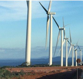 Eolica Empresa do segmento de energia eólica e solar contrata bacharel em Geografia