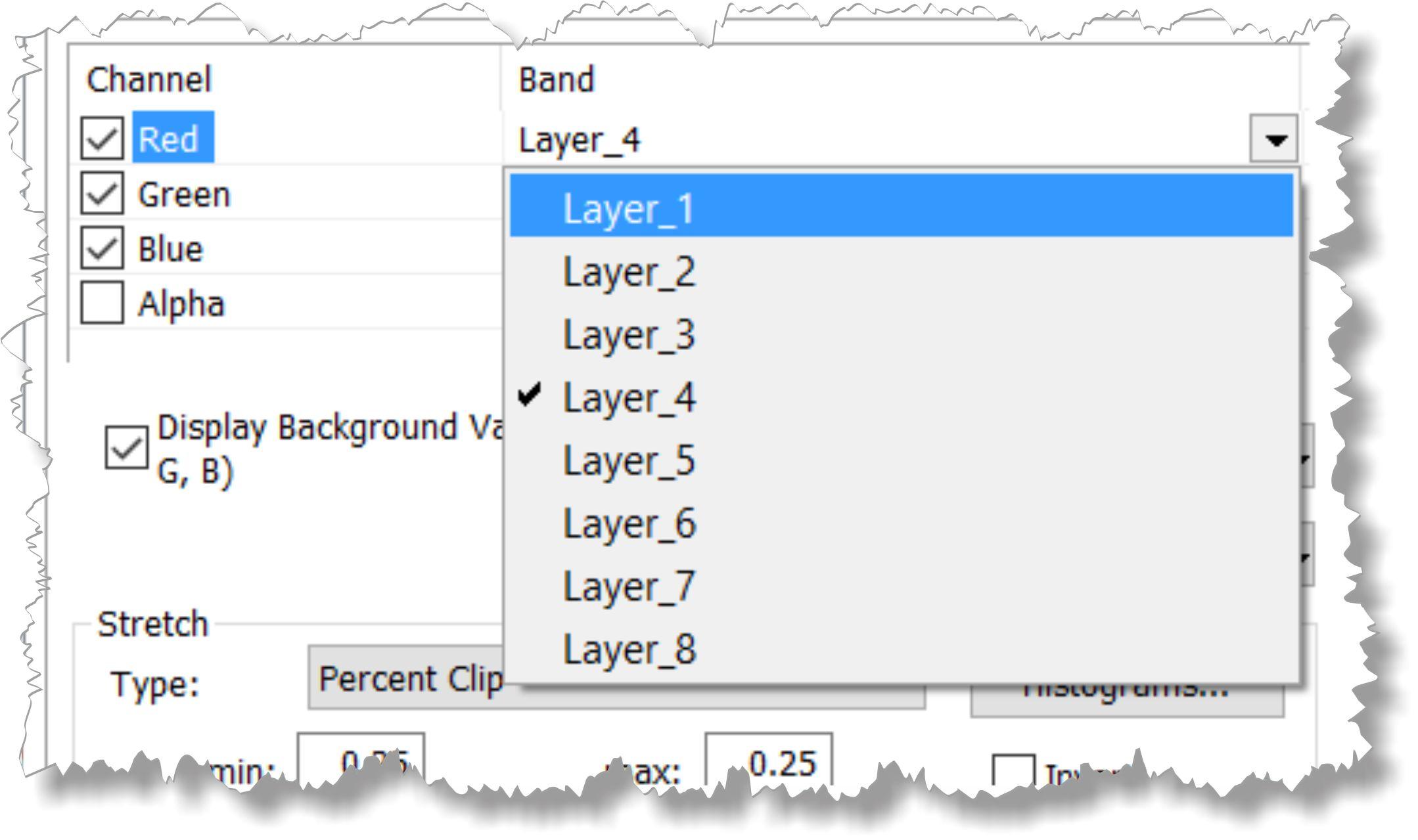 artigo 21 Artigo: Decifrando a ferramenta Composite Bands do ArcGIS