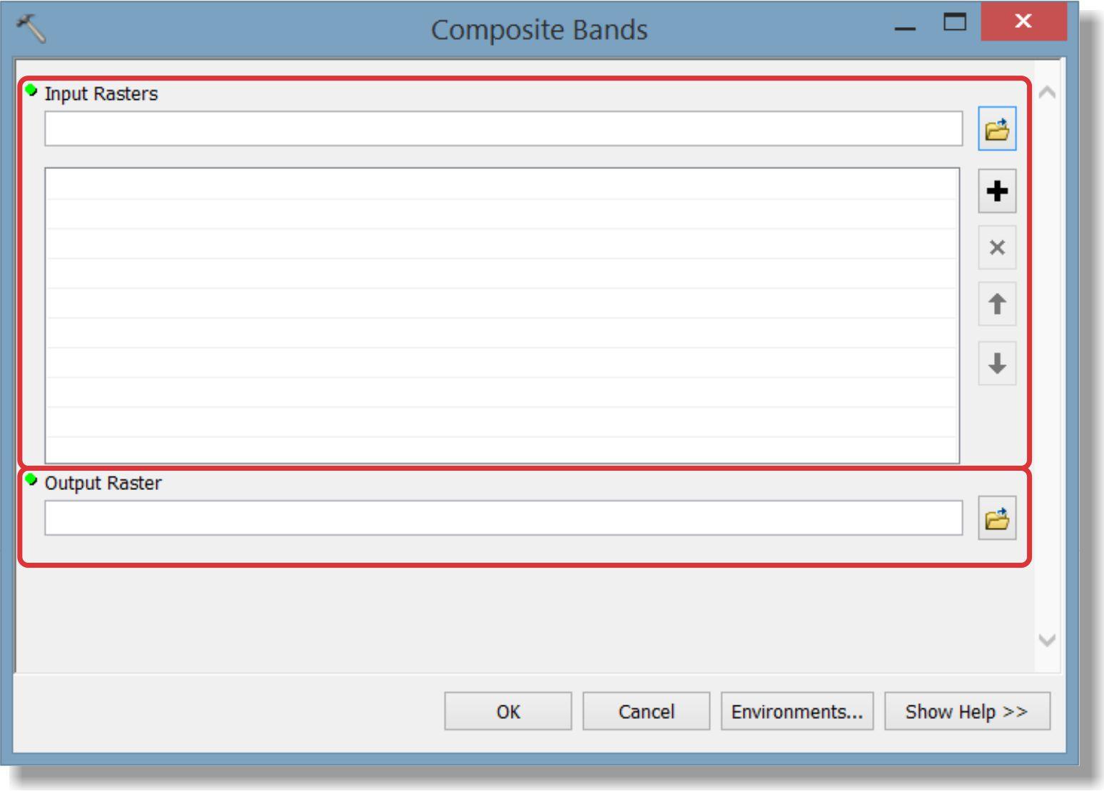 artigo 4 Artigo: Decifrando a ferramenta Composite Bands do ArcGIS
