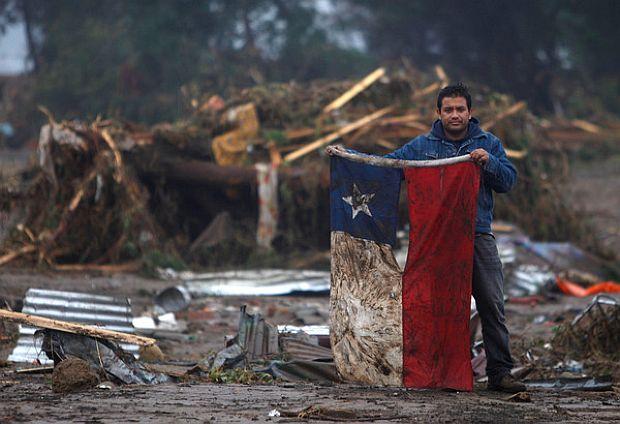 terremoto chile Pesquisador do ON explica razão de tremor no Chile ter chegado ao Brasil
