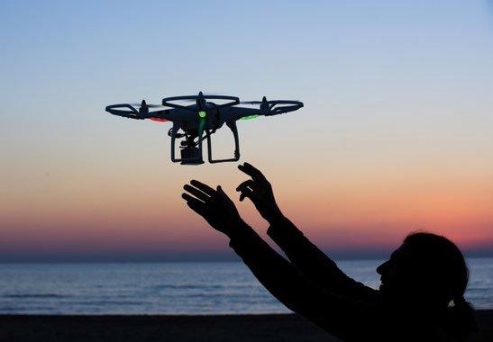 36 Chegou a hora de profissionalizar o mercado de drones!