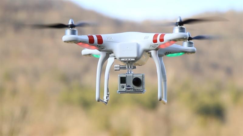 drone brasil 1 Brasil adere ao uso de drones para projetos de conserva��o ambiental