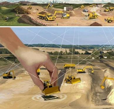 machine control Palestra abordará a utilização do Machine Control em projetos de infraestrutura