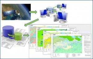 IBGE disponibiliza conjunto de cartas com informações geoespaciais temáticas