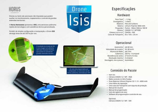 Drone Isis Especificações60 1 600x423 Drone transforma jovens empreendedores em empresários de sucesso